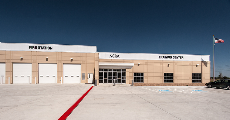 Ncra Fire Station Training Center Hutton Construction